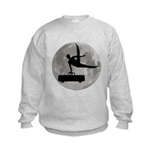 Pommel Horse Moon Sweatshirt