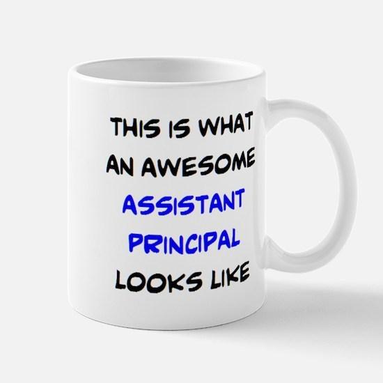 awesome assistant principal Mug