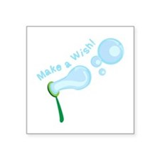 Make A Wish Sticker