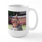 Ryukyu Shisa Large Mug