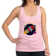 Infinity And Beyond Racerback Tank Top