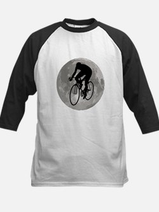 Cyclist Moon Baseball Jersey