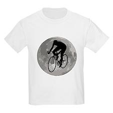 Cyclist Moon T-Shirt