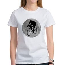 Cyclist Moon T-Shirt