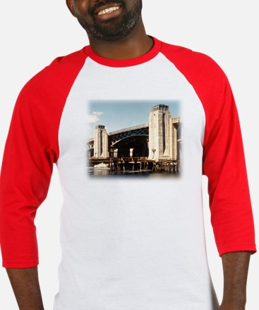 Fore River Bridge Baseball Jersey