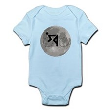 Cycling Moon Body Suit