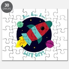 Lift Off Puzzle