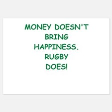 rugby Invitations