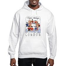 Tower Hoodie Sweatshirt
