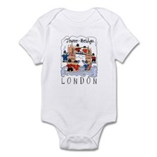 Tower Infant Bodysuit