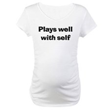 Plays Well With Self Shirt