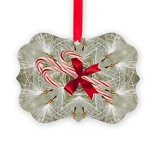 Candy Canes Ornament