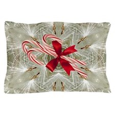 Candy Canes Pillow Case