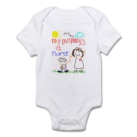 Nurse Mommy! Infant Bodysuit