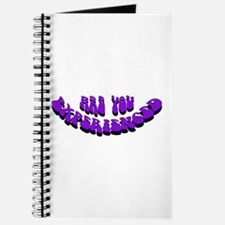 Are You Experienced Journal