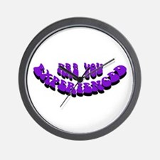 Are You Experienced Wall Clock