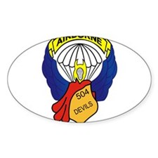 504th Airborne Decal