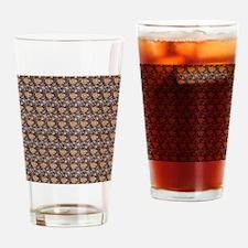 William Morris Wey Pattern Drinking Glass
