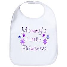 Mommy's little princess purpl Bib