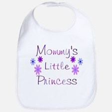 Mommy's little princess purpl Bib