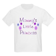 Mommy's little princess purpl T-Shirt