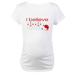 I believe in bowling Shirt