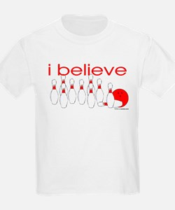 I believe in bowling T-Shirt