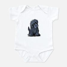 Black Newfie Infant Bodysuit