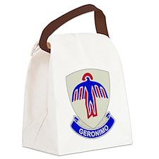 501-Parachute-Infantry-Regiment.p Canvas Lunch Bag