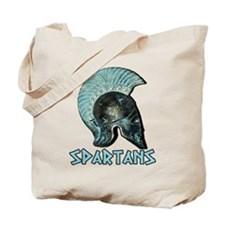 Sparta Hoplite Tote Bag