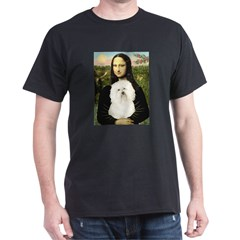 Mona and her Bolognese T-Shirt