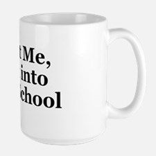 Med School  Large Mug