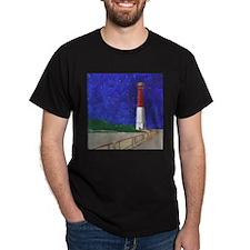 Starry Night Old Barney T-Shirt