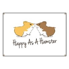 Happy Hamster Banner
