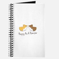 Happy Hamster Journal