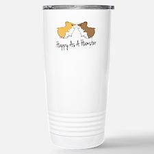 Happy Hamster Travel Mug
