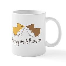 Happy Hamster Mugs