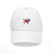 Dancing Crab Baseball Baseball Baseball Cap