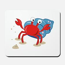 Dancing Crab Mousepad