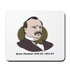 Grover Cleveland - Mousepad