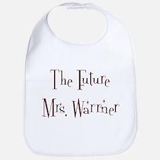 The Future Mrs. Warrner Bib