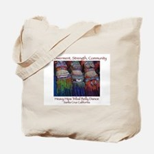 Heavy Hips Tribal Belly Dance Empowerment Tote