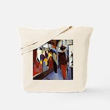 Cute August macke Tote Bag