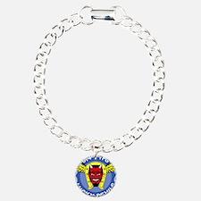 614th_tfs_LUCKY_DEVILS.p Bracelet