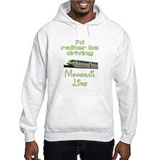 Monorail Lime Hoodie