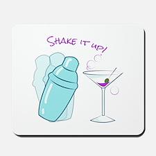 Shake it Up Mousepad