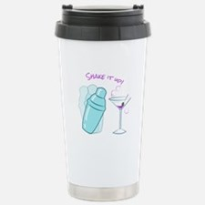 Shake it Up Travel Mug