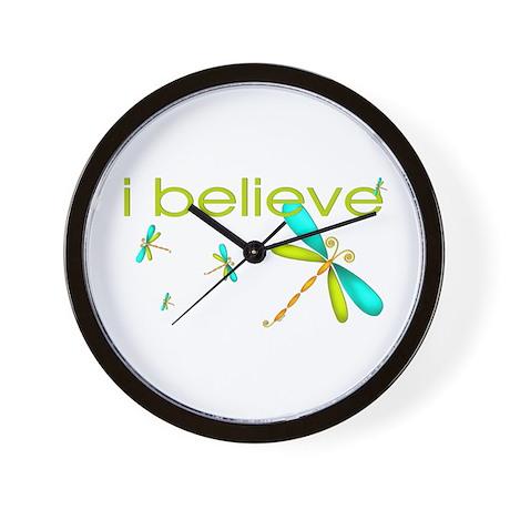 Dragonfly - I believe Wall Clock