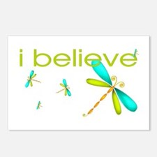 Dragonfly - I believe Postcards (Package of 8)