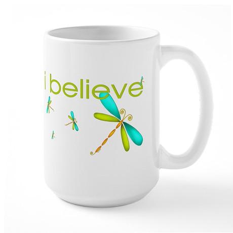 Dragonfly - I believe Large Mug